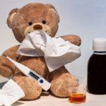 3歳の長女 インフルエンザB型にかかる